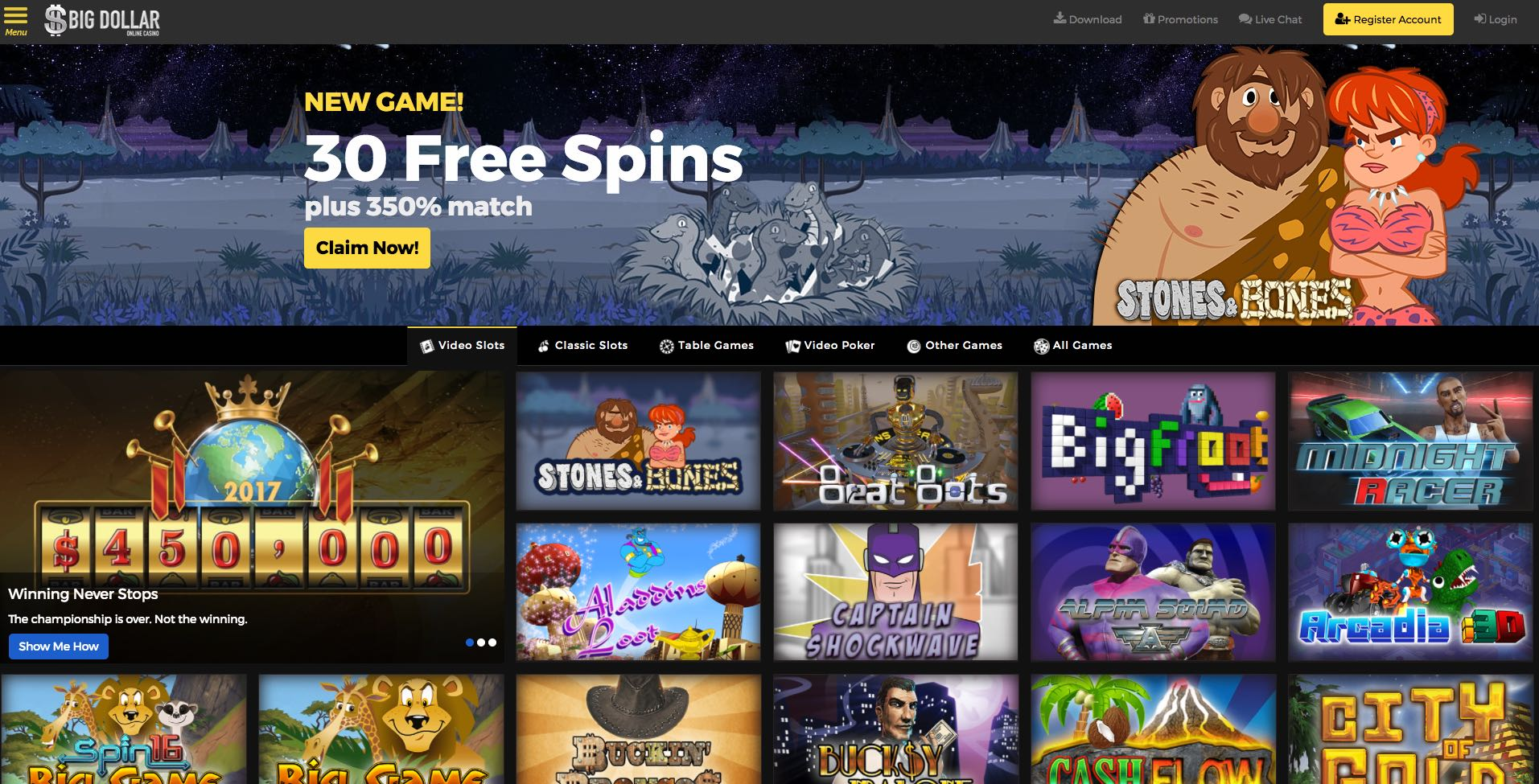 All slots casino 10 free bonus